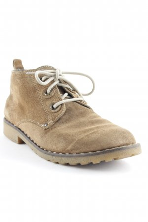 Marco Tozzi Short Boots light brown casual look
