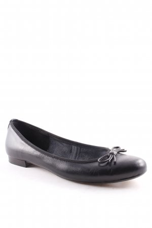 Marco Tozzi Mary Jane Ballerinas schwarz Casual-Look