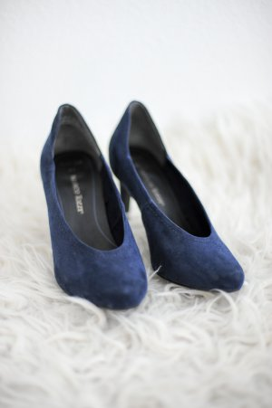 Marco Tozzi Pumps blau navy 41