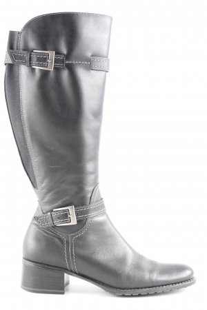 Marco Tozzi Riding Boots black rider style