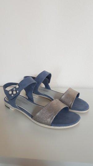 Marco Tozzi Sandalo blu pallido