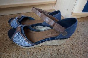 Marco Tozzi - Sandalen mit Keilabsatz - Gr. 40