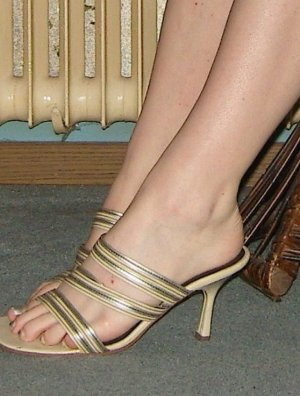 Marco Tozzi High Heel Sandal sand brown