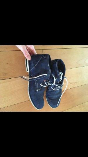 Marco Tozzi Scarpa bassa blu