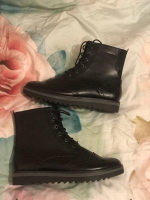Marco Tozzi Chelsea laarzen zwart