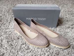 Marco Tozzi Zapatos formales sin cordones taupe