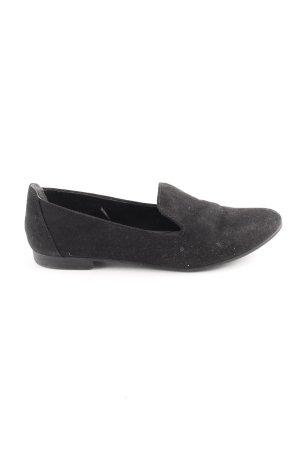 Marco Tozzi Pantofola nero elegante