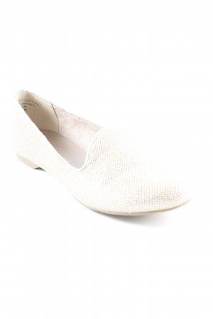 Marco Tozzi Slippers silver-colored elegant