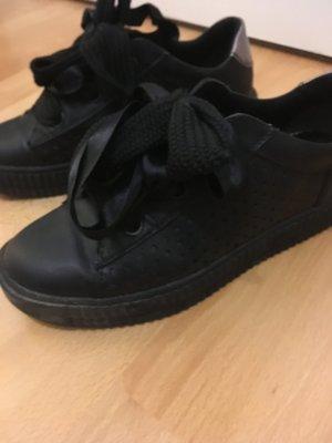 Marco Tozzi Sneaker stringata nero