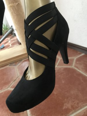 Marco Tozzi, Wildleder Pumps, Top Zustand