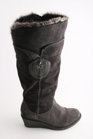Marco Tozzi Winterstiefel braun Casual-Look
