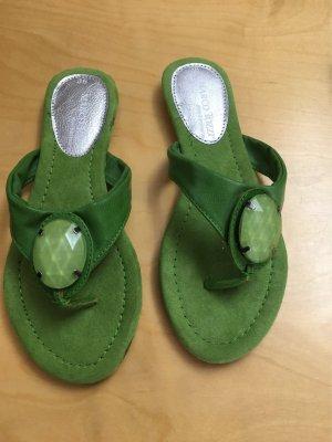Marco Tozzi Toe-Post sandals multicolored