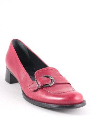 marcomoreo Slippers dark red classic style