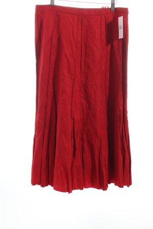 Marcona Glockenrock rot schlichter Stil