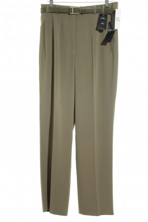 Marcona Peg Top Trousers green grey business style