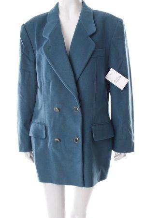 Marcona Woll-Blazer kadettblau klassischer Stil
