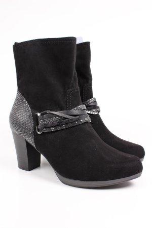 MarcoTozzi Stiefel schwarz Größe 40