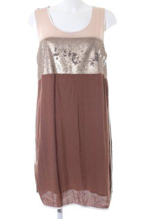 Marella A-Linien Kleid mehrfarbig Casual-Look