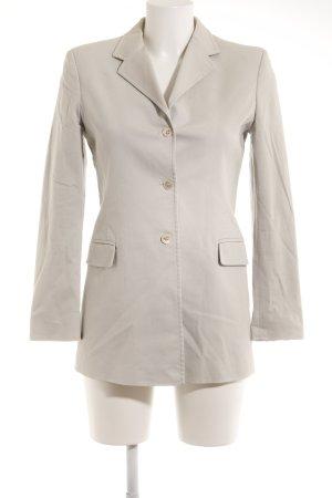 Marella Blouse Jacket light grey-oatmeal business style
