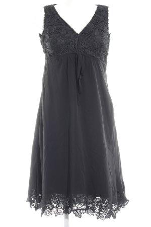 Marella Cocktailkleid schwarz Elegant