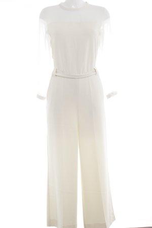 Marella Jumpsuit licht beige elegant