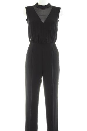 Marella Jumpsuit schwarz Elegant