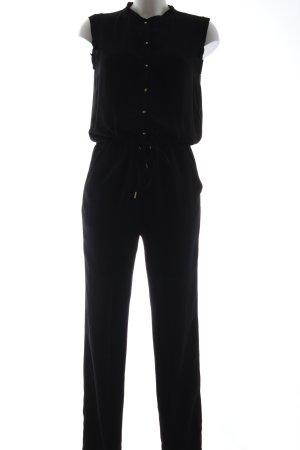 Marella Jumpsuit schwarz sportlicher Stil