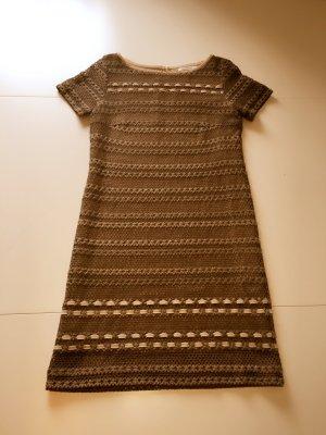 marella Kleid mini Max Mara Strick grün 36