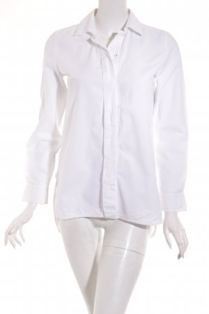 Marella Langarm-Bluse weiß Elegant