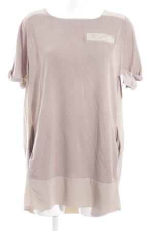 Marella Longshirt beige Casual-Look