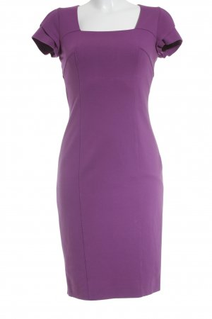 Marella Midikleid violett Business-Look