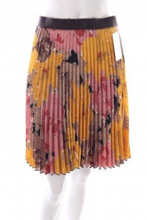 Marella Pleated Skirt allover print extravagant style