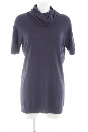 Marella Shirt Dress blue simple style