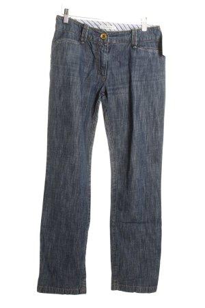 Marella Straight-Leg Jeans dunkelblau sportlicher Stil