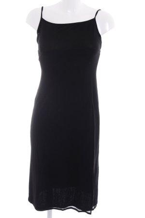 Marella Trägerkleid schwarz minimalistischer Stil