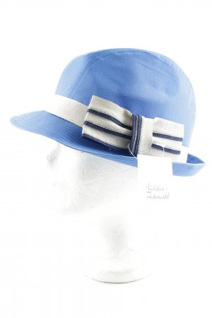 Marella Trilby blue casual look
