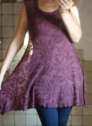 Maren Hesse Naturstoffe, Tunika, edel, kurzes Kleid, glockig, wunderschöne Qualität, feinste Merinowolle
