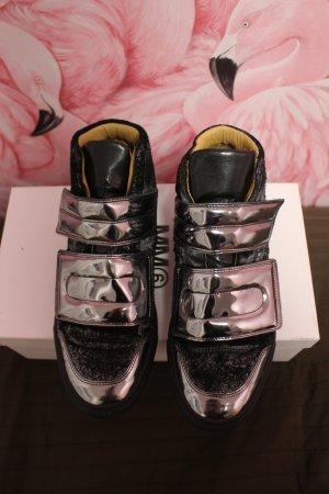 Margiela MM6 Sneaker Schuhe High Top mit Karton und Dustbag