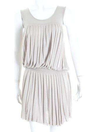 Margit brandt Kleid graugrün klassischer Stil