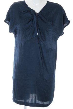 Margit brandt Kurzarmkleid blau Casual-Look