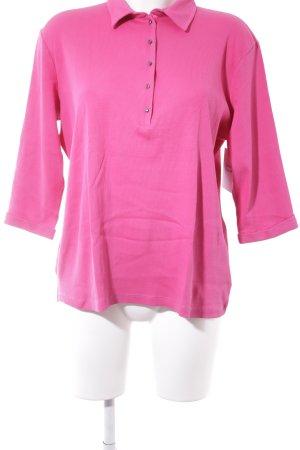 Margittes Polo-Shirt pink Elegant