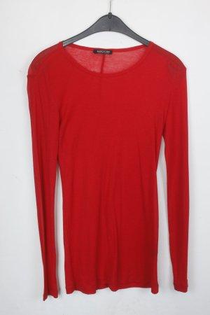 Margittes Shirt Sweatshirt  Gr. 38 rot, longsleeve (18/5/155)