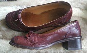 hessnatur Loafers bordeaux