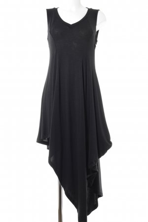 Mariagrazia Panizzi Vestido elástico negro elegante