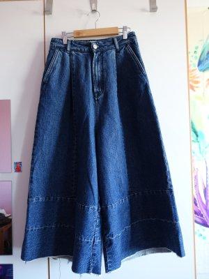 MARIAN - Flared Jeans von Kings of Indigo, Culotte, Hosenrock, denim
