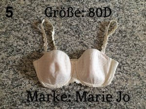 Marie Jo Bra natural white