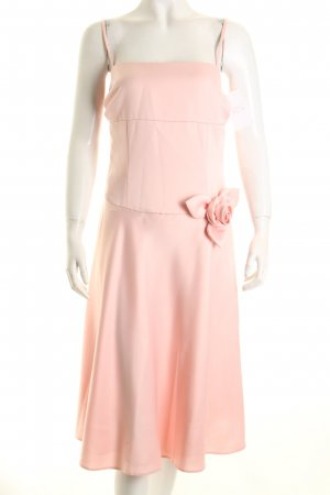 Marie Lund A-Linien Kleid rosé Party-Look