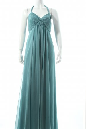 Marie Lund Abendkleid mint Paris-Look