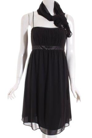 Marie Lund Abendkleid schwarz Elegant