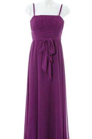 Marie Lund Abendkleid violett Elegant